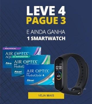 Promoção lentes Air Optix