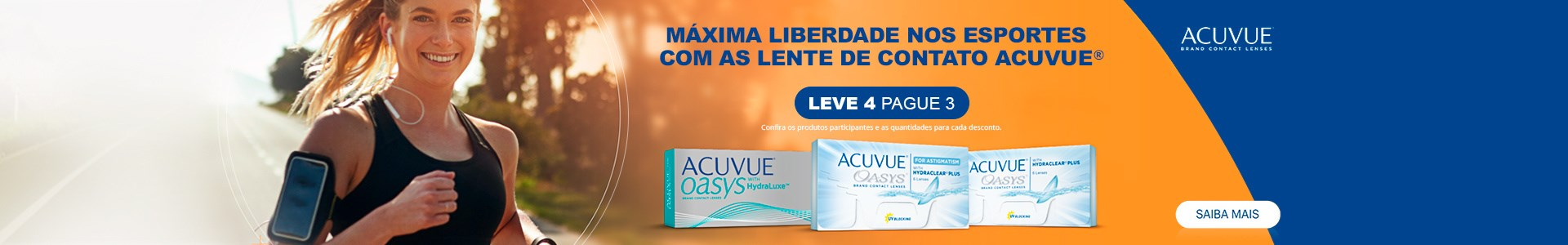 Acuvue 25% OFF
