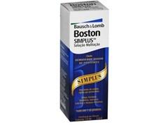 Boston Simplus 120ml - Solução para lentes de contato rígidas (rgp)