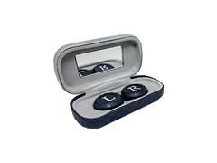 c5429c73e41c6 Estojo portátil com espelho para lentes de contato - Mini Estojo ...