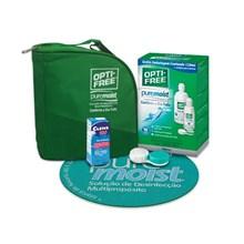 Kit Opti-Free Pure Moist - Solução para lentes de contato