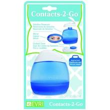 Kit para lentes de contato 3 em 1