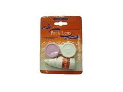 Kit para lentes de contato Pack Lens