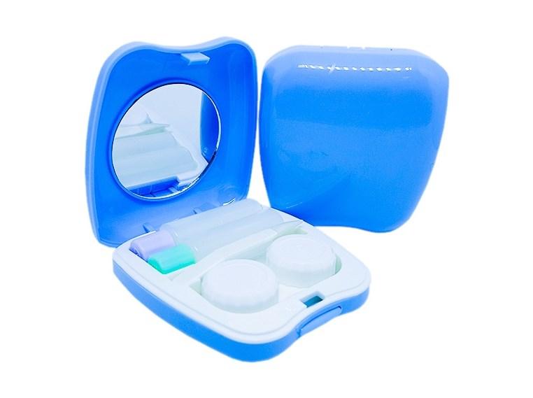 Kit portátil para lentes de contato modelo A-868