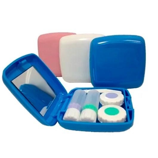 Kit portátil para lentes de contato modelo A-877