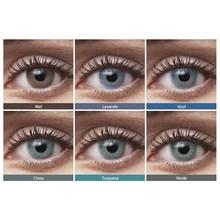 Lente de contato colorida Optycolor Magic Top HD