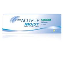 Lentes de Contato 1-Day Acuvue Moist Multifocal