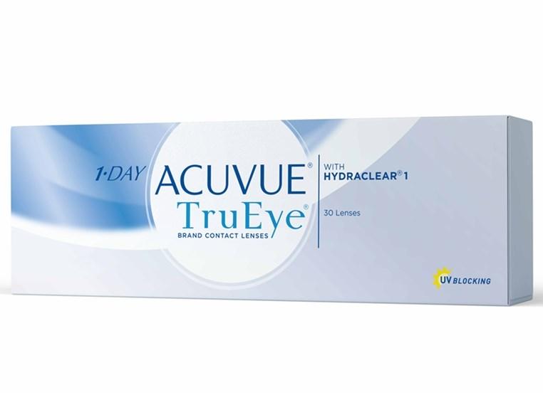 Lentes de Contato 1 DAY Acuvue TruEye