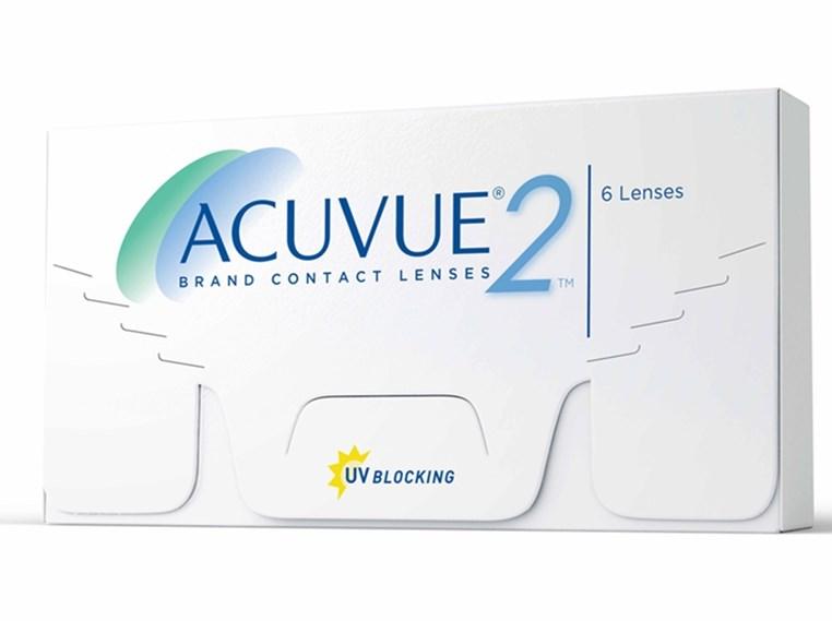 0d844604cb569 Lentes de contato Acuvue 2