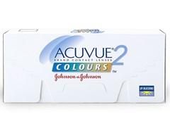 Lentes de Contato Acuvue 2 Colours c/ 6 - COM GRAU