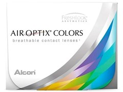 Lentes de contato Air Optix Colors - SEM GRAU