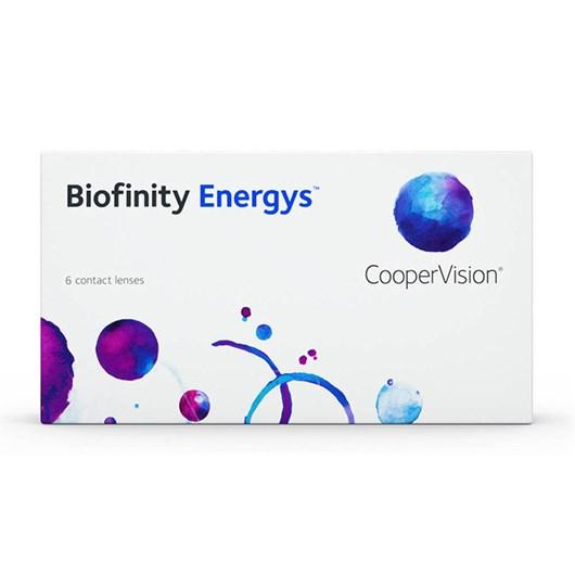 Lentes de contato Biofinity Energys