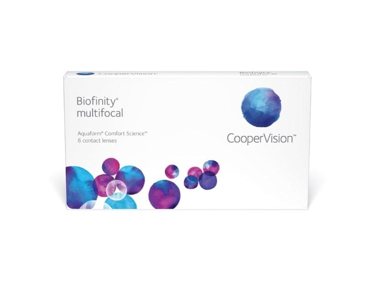 9fea1cbe40aab Lentes de Contato Biofinity Multifocal