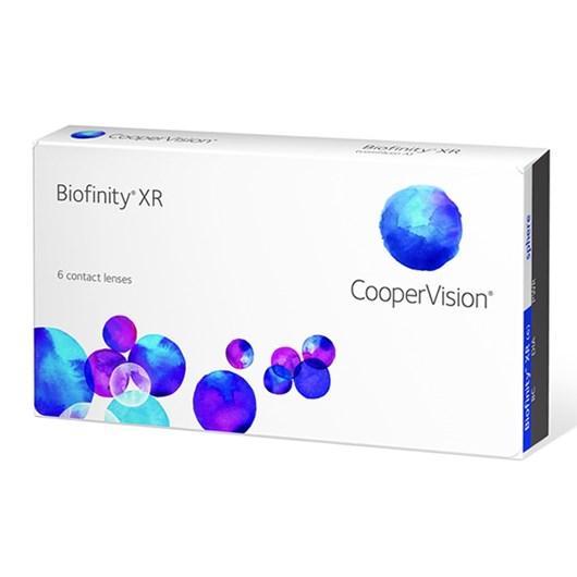 Lentes de Contato Biofinity XR - Graus Altos