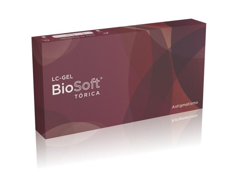 Lentes de Contato BioSoft Tórica