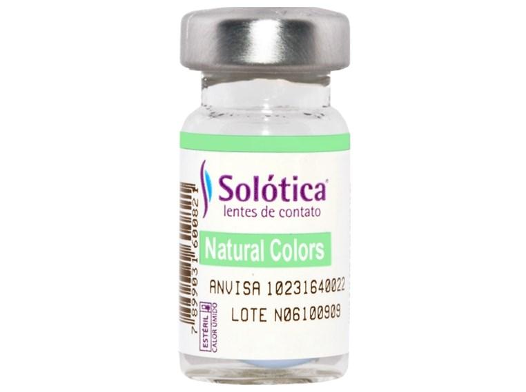 4eed37ed36b72 Lentes de Contato Colorida Natural Colors - COM GRAU