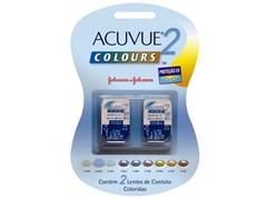 Lentes de Contato Coloridas Acuvue 2 Colours