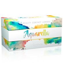 Lentes de contato coloridas Aquarella - Sem grau