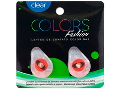 Lentes de Contato Coloridas Clear Colors Fashion