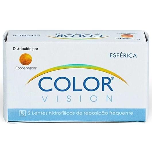 Lentes de contato coloridas Color Vision