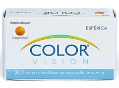 Lentes de Contato Coloridas COLOR VISION - SEM GRAU