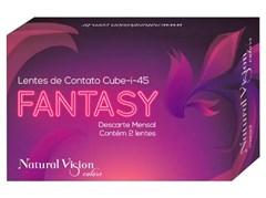 Lentes de Contato Coloridas Fantasy