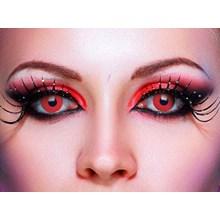 Lentes de contato coloridas Fantasy - Halloween