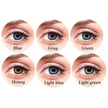 Lentes de contato coloridas Luminous