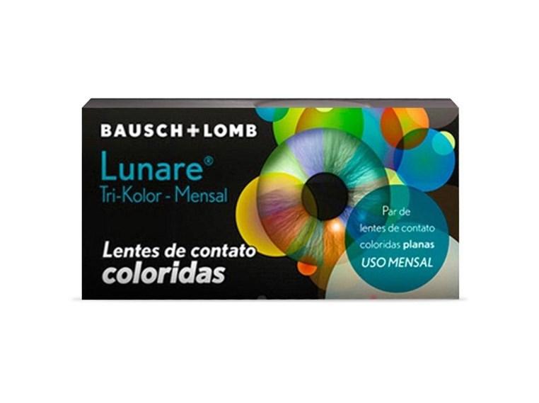 c6b21b47c782d Lentes de Contato Coloridas Lunare Tri-Kolor Mensal - SEM GRAU