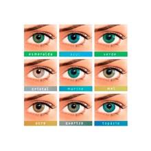 Lentes de contato coloridas Natural Colors - KIt sem grau