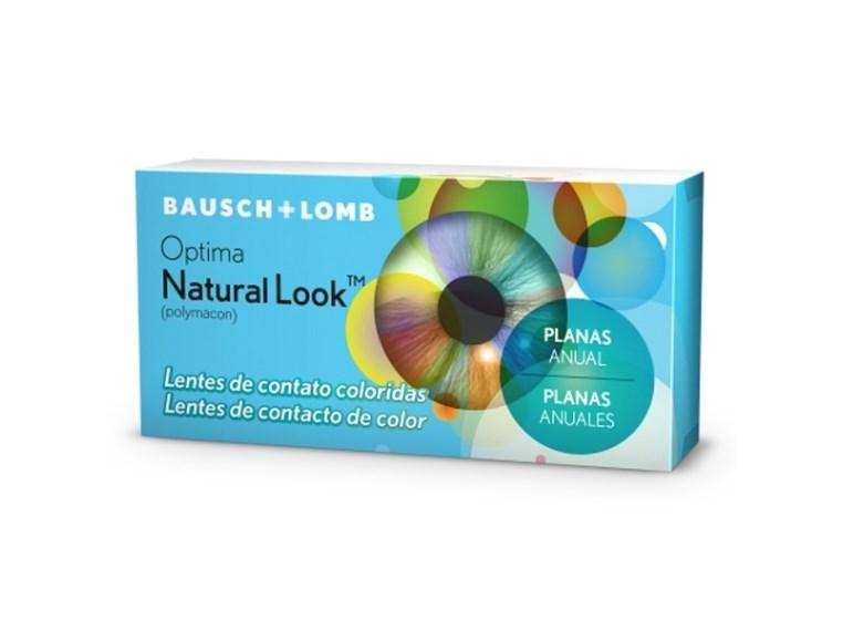 Lentes de Contato Coloridas Natural Look - SEM GRAU a451bc267e