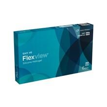 Lentes de contato Flexview Sihy 45