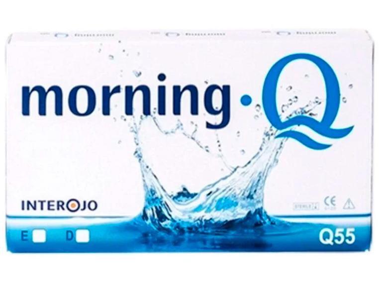 0976aecd0f434 Lentes de Contato MORNING Q UV 55