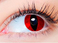 Lentes de Contato Olho de Gato - Clear Colors Fashion