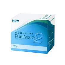 Lentes de Contato Purevision 2