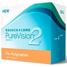 Lentes de Contato Purevision 2 para Astigmatismo