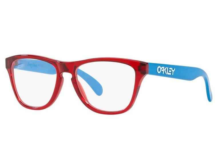 Óculos de Grau Infantil Oakley Frogskins XS OY8009-0250 50