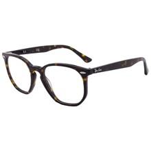 Óculos de grau Ray-Ban Hexagonal RB7151 2012 52