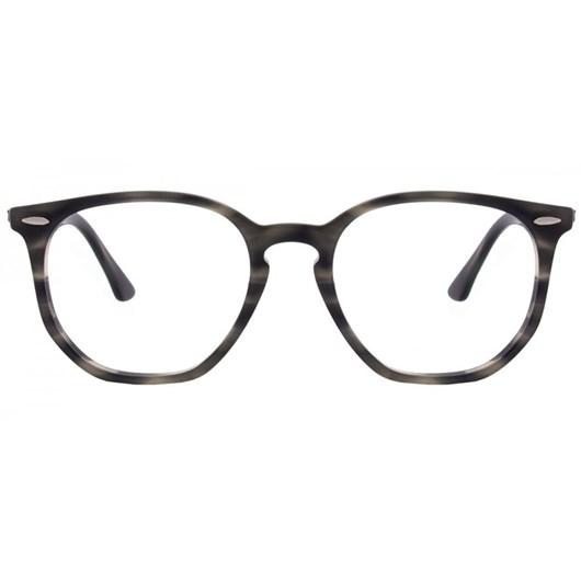 Óculos de Grau Ray-Ban Hexagonal RB7151 5800 52