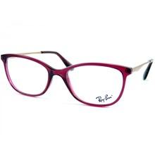 Óculos de grau Ray-Ban RB7106L 8000 53
