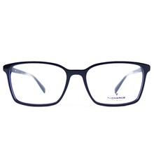 Óculos de grau T-Charge com Clip On T6242 A01 58