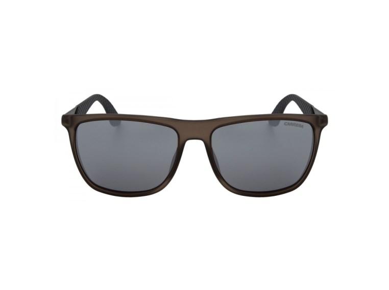 7a621aa56 Óculos de Sol Carrera 5018/S Espelhado - Marrom Fosco - MJE3R ...