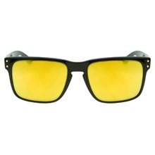 Óculos de Sol Oakley Holbrook 9102L-08 Preto / 24k Iridium