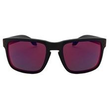 Óculos de Sol Oakley Holbrook 9102L-36 Preto Fosco / Vermelho