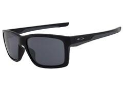 84134c116 ... Óculos de Sol Oakley Mainlink 9264-01 Preto / Cinza