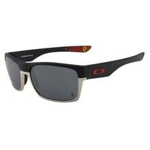 Óculos de Sol Oakley Twoface Ferrari 9189-20 Preto / Prata Espelhado