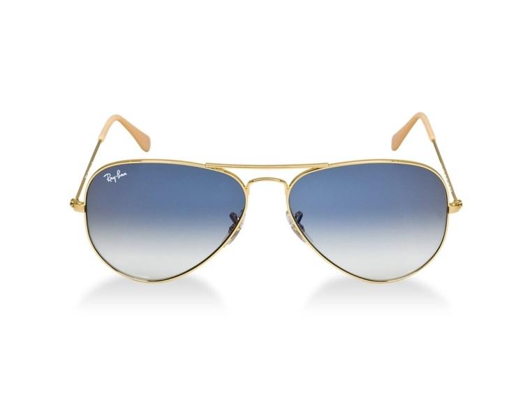 Óculos de Sol Ray Ban Aviator Large Metal RB3025L 001/3F 2N