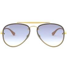 Óculos de Sol Ray-Ban Blaze Aviator RB3584N 001/19 61