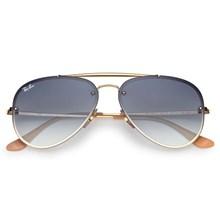 Óculos de Sol Ray Ban Blaze Aviator RB3584N 001/19 61