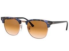 Óculos de Sol Ray Ban Clubmaster RB3016 125651 51